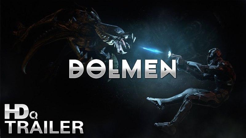 DOLMEN - Game Trailer (2017) HD