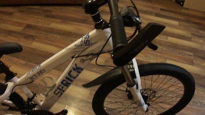 ОБЗОР велосипеда SPRICK XCT-703 ПОДРОСТКОВЫЙ
