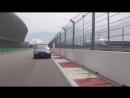 BMW M5 F90_ тест на автодроме в Сочи
