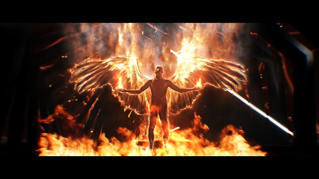 Phoenix (burning man) breakdown