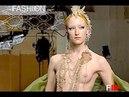 JEAN PAUL GAULTIER Haute Couture Spring Summer 2003 Paris - Fashion Channel