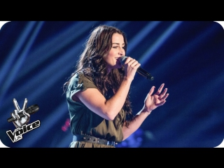 Sheena McHugh - Hold On, We're Going Home (The Voice UK 2015)