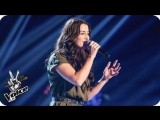Sheena McHugh - Hold On, Were Going Home (The Voice UK 2015)