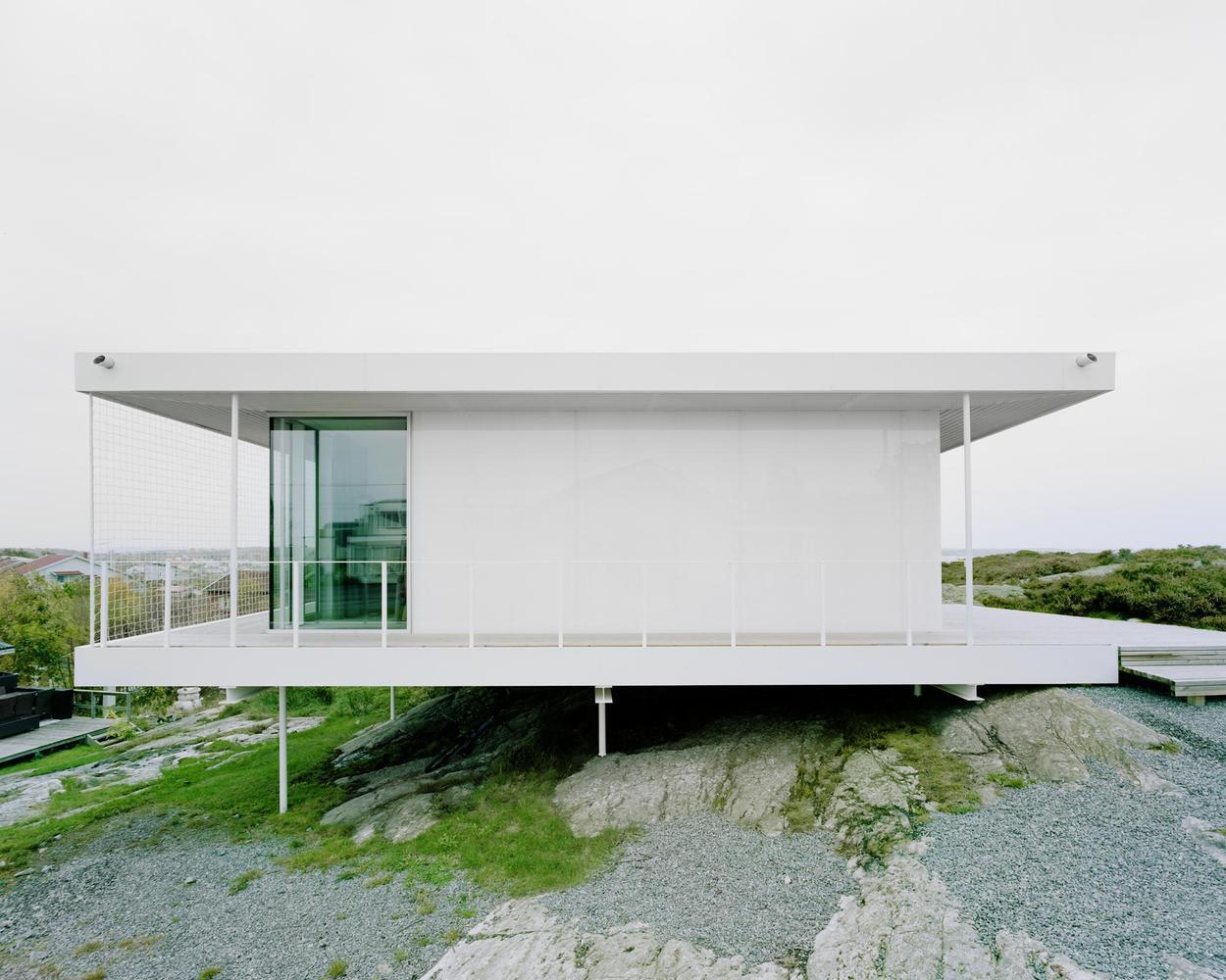Plastic House II / Unit Arkitektur AB