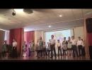 Танец на выпускном Евы 4 класс