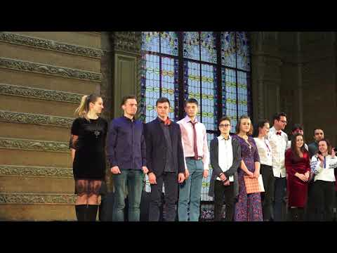 Премія Творча молодь Одещини 2018 Нагородження Батьківщина молода м Подільськ