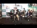 2018   Мероприятия   Пресс-конференция фильма «Бегущий в лабиринте: Лекарство от смерти» / 12.01.18; Сеул, Корея