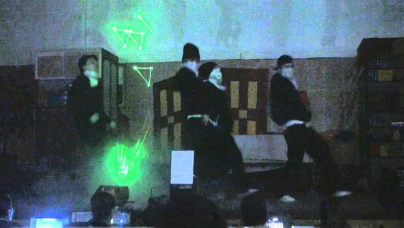 ФАСТ_КГТУ_-_Танец котов