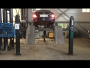 Сход развал регулировка углов установки колёс