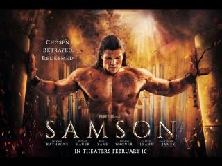 Самсон / Samson (2018) трейлер
