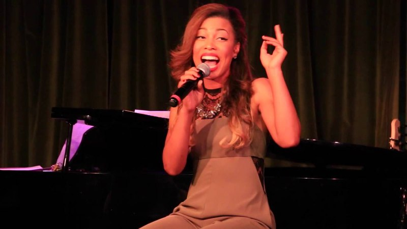 Billie Jean/In The Night- India Carney at Rockwell