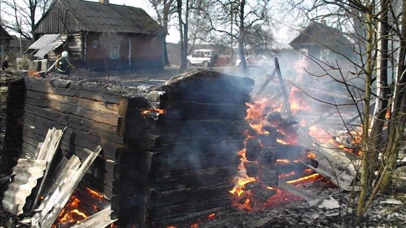 К чему приводит неосторожность с костром пожар на Ивановщине