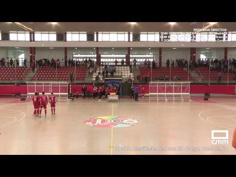DIRECTO Fútbol Sala FSD Puertollano FS Valdepeñas Castilla La Mancha Media