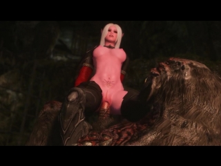 Skyrim immersive porn - episode 16