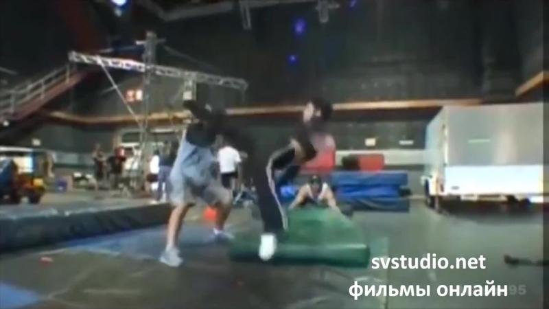 Скотт Эдкинс Неоспоримый трюки и тренировки Юрий Бойко
