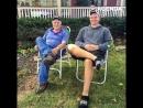 Внук сделал деду незабываемый подарок на 81-летие