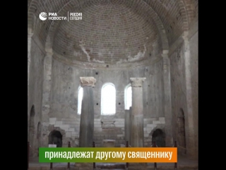 Подлинная могила Николая Чудотворца