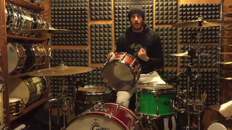 Drumkit sound for FAST PLAYING Update 9 of How to reach your drum sound