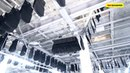 Автоматический подвесной конвейер для ритейла SSI Carrier – автоматические склады Fulfilment Factory