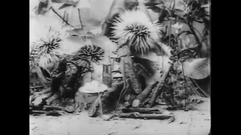 Стрекоза и муравей 1913 / The Dragonfly and The Ant реж Владислав Старевич