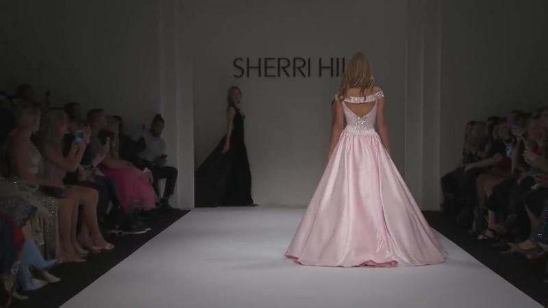 Sherri Hill Fall Winter 20182019 Full Fashion Show Exclusive