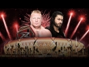 Wrestling Online: Lesnar vs. Reigns