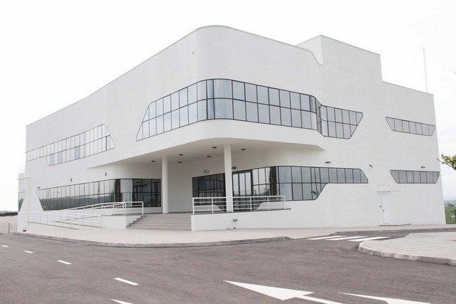 Центр управления полетом AngoSat-1 в Анголе