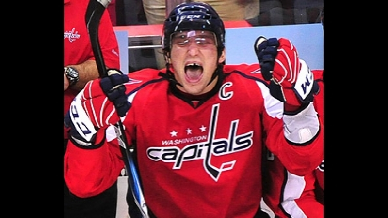 Самые памятные голы Александра Овечкина в NHL.