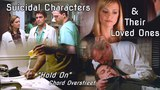 Multi-Fandom Suicidal Characters &amp Their Loved Ones -