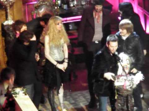 NME Awards 2010 -Best Album Kasabian