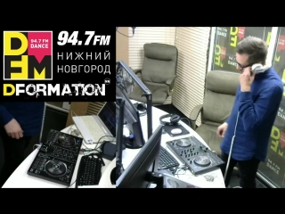 DFORMATION 028 - FABIO DFM НН 94.7 FM 17.05.18