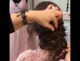 Роскошная причёсочка