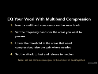 53 - EQ Your Vocal With Multiband Compression