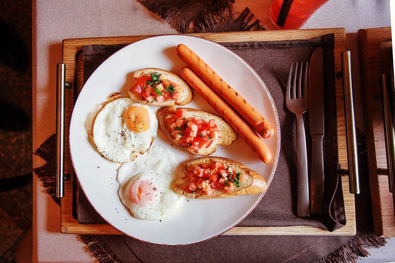 Завтрак в ПОДАРОК!