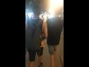 Семейная пара на прогулке