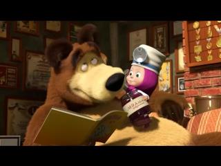 Маша и Медведь - Маша как Мама!  Добрые мультики про заботливую Машу