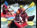 Türkiye. Köprülü Kanyon'da rafting