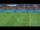 09.07.2014. 23:45. Футбол. Чемпионат мира. 1/2 финала. Нидерланды - Аргентина