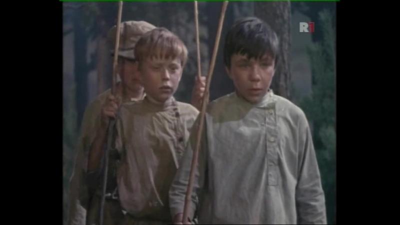Тайна зеленого бора (1960) (приключения, семейный)