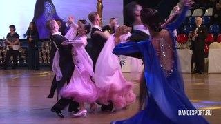 Волков Андрей - Макарова Дана, Final Viennese Waltz