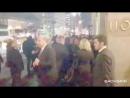 09 01 18 Анджелина вместе с Шай и Захарой направляются на премию Нью Йорк