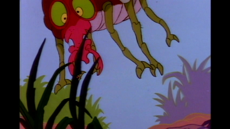 Битлджус/Beetlejuice 2x8 - Закусочная дяди Пиджея/Uncle B.J.s Roadhouse Scarecrow The Son Dad Never Had