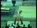 Gym SUC cheval d'arçons Alexei Balandin liévin mai 2009
