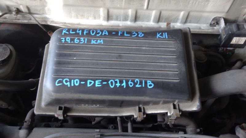 Двигатель с КПП, Nissan CG10-DE - 071621B AT RE4F03A FL38 FF K11 79 631 km косакомп