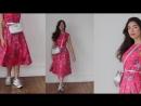 Платье Весна из весенней коллекции Флюиды 2018