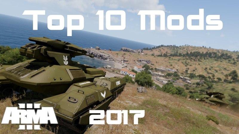 Baphomet Returns Arma 3 Top 10 Mods - Summer 2017