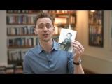 Tom Hiddleston shows his childs photos