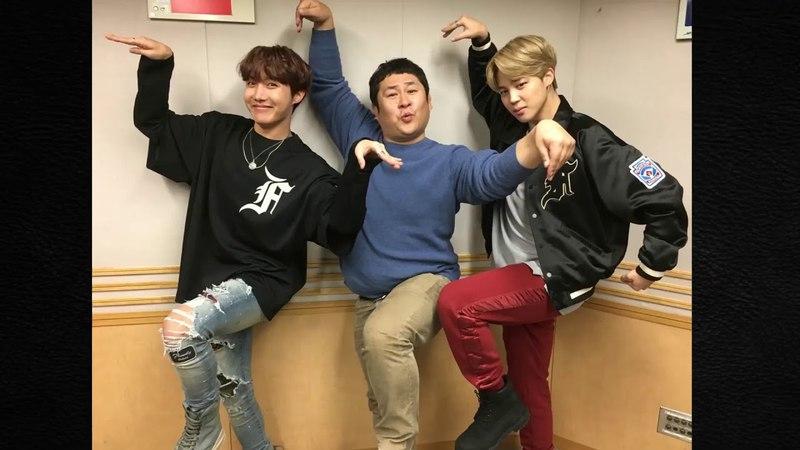 180404 Recomen! BTS J-Hope Jimin Interview Japanese Radio