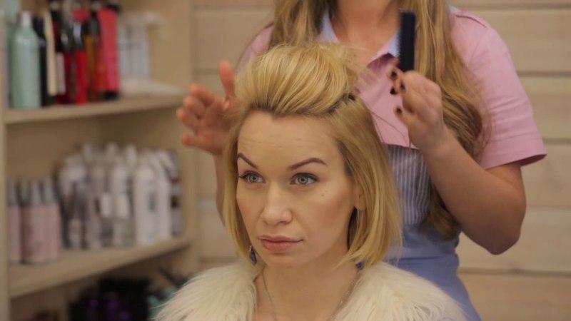 Укладки для коротких волос: 3 стильные идеи | G.Bar | Oh My Look!