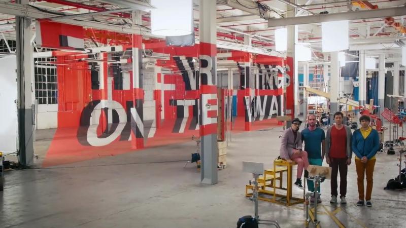 OK Go - The Writings On the Wall (НПП)